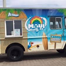 100 Truck For Sale On Maui Shaved Ice Cleveland Food S Roaming Hunger