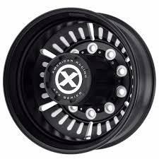 100 Heavy Duty Truck Wheels 225 Black Aluminum Roulette Semi Trailer Wheel Buy