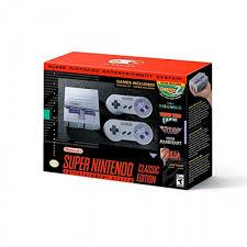 Nintendo Classic Mini SNES NES Deluxe Travel Case Nintendo BIG W