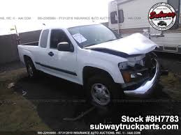100 Used Commercial Truck Parts 2007 Chevrolet Colorado 29L 4x2 Subway