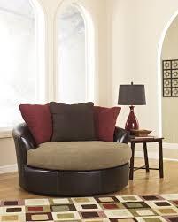 Bradington Young Leather Sofa Ebay by Big Round Chair Bella Rustica Fur Big Round Chair Glamorous Big