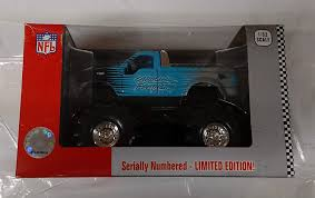100 Ford Monster Truck Carolina Panthers Limited Edition F150 132