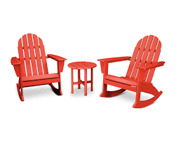 Vineyard Plastic Rocking Adirondack Rocking Chair Charleston Acacia Outdoor Rocking Chair Soon To Be Discontinued Ringrocker K086rd Durable Red Childs Wooden Chairporch Rocker Indoor Or Suitable For 48 Years Old Beautiful Tall Patio Chairs Folding Foldable Fniture Antique Design Ideas With Personalized Kids Keepsake 3 In White And Blue Color Giantex Wood Porch 100 Natural Solid Deck Backyard Living Room Rattan Armchair With Cushions Adams Manufacturing Resin Big Easy Crp Products Generations Adirondack Liberty Garden St Martin Metal 1950s Vintage Childrens