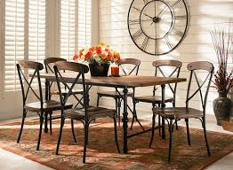 linden 7 pc dining set dining sets raymour and flanigan