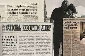 Electric Chair Executions New York State by Arkansas Plans To Execute Seven People This Month Continuing Long