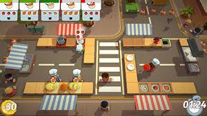 le jeu de la cuisine overcooked test overcooked ou l enfer en cuisine jeux vidéo