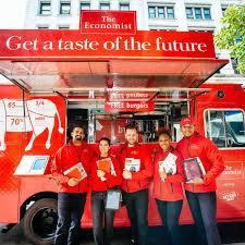 Eat Free Veggie Burgers Courtesy Of The 'Economist,' Plus More Intel ...