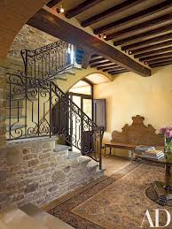 An Abandoned In Italy Nicholas Italian Farmhouse Interior Risley Restores A Palatial