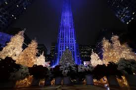 Rockefeller Center Christmas Tree Fun Facts by Rockerfeller Center Christmas Tree Lighting Christmas Lights