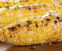 cuisiner des epis de mais épis de maïs rôtis au beurre et basilic