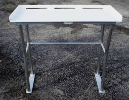 Fish Cleaning Table With Sink Bass Pro by 4 Leg Fish Cleaning Tables