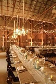 Outdoor Wedding Lighting Ideas Twinkle Light And Paper Barn Garden