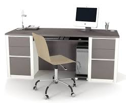 Simple puter Desk Designs new office table with simple home