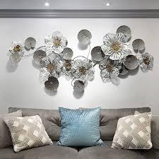 kunst blume eisen metall dekoration artikel eisen metall wand dekoration für wohnzimmer buy vielzahl bunte dekorative wand kunst metall skulptur