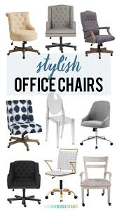 100 Stylish Office Chairs For Home For Everyone Decor Pinterest