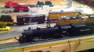 Lionel 6 Union Pacific scale mikado