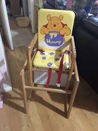 Winnie The Pooh High Chair To Toddler Table In ME6 Malling ... Hand Painted Winnie The Pooh Baby High Chair By Decorating Using Fisher Price Space Saver High Chair Recall Contempo Spring Lime Toddler Swing Hacked From An Ikea Hackers Hauck In Wolverhampton West Midlands Gumtree Diy Miniature Disney Pooh Nursery Baby Room Crib Toy More Not A Kit Feeding Chairs Grey Bnip Winnie 4 Piece Newborn Set Stroller Car Seat Disney Alpha Highchair Pad Grey Vintage The