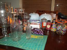 Halloween Candy Dishes by Cotton Pickin Cute Halloween Candy Centerpiece You Can Make Too