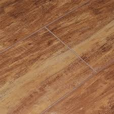 Laminate Flooring With Pre Attached Underlayment by 5 Inch W Revolution Brushed Hickory Laminate Flooring With