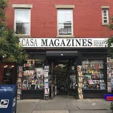 100 Casa Magazines Nyc Stockists Polychrome Mag