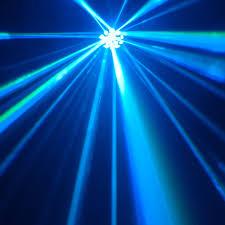 American DJ VERTIGO HEX LED Effects Light with 12W HEX RGBCAW LEDs