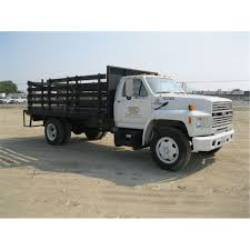 1989 Ford F600 S/A 14' Stake Bed Truck 2005 Ford F750 16 Stake Bed Truck For Sale 52343 Miles 1989 F600 Sa 14 2016 New Isuzu Npr At Industrial Power 2017 Hd 21ft Liftgate Available 20 24 Stakebed Trucks With A Yelp 2018 Hino 195 1999 F450 Flatbed 12 Ft Large Holds Three Passengers And Tons Of Cargo In