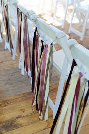 CHAIR DECOR. Decorate Chairs With Simple Lengths Of Ribbon In Your ... 40 Pretty Ways To Decorate Your Wedding Chairs Martha Stewart Weddings San Diego Party Rentals Platinum Event Monogram Decorations Ideas Inside Tables And 1888builders Spandex Folding Chair Cover Lavender Padded Hire For Outdoor Parties In Sydney Can Plastic Look Elegant For My Ctc 23 Decoration White Galleryeptune Aisle Metal Unique Reception Seating