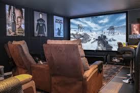 100 Double Garage Conversion Cinema Bar Rayleigh Hi Fi Sound
