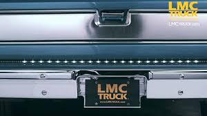 LMC Truck: 3 Color LED Tailgate Light - YouTube 1978 Ford F150gary P Lmc Truck Life Lmc F150 Latest Upgrades To Our 1977 Take On March Mayhem Brackets 3 Color Led Tailgate Light Youtube Replacement Steel Body Panels For Restoration 2003 Best Resource 1995 F150lacy H 1990 F150jonathan R