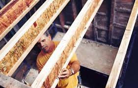 Sistering Floor Joists With Plywood by Stiffening Engineered Floor Joists This Old House