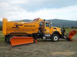 100 Truck With Snow Plow PlowWing Combination Everest Equipment Co
