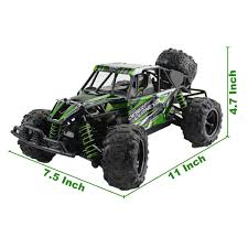 100 Monster Truck Toys For Kids Fistone RC Car High Speed Racing Vehicle RTR 24G 4WD