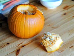 Best Way To Carve A Pumpkin Lid by How To Cook And Serve Pumpkin Soup In A Pumpkin Shell Tureen