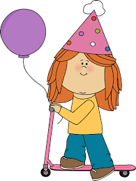 Birthday Clip Art Images Free Girl