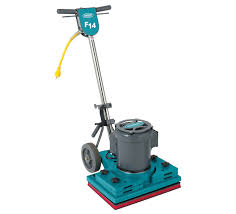 Square Buff Floor Sander by Floor Burnishers Tennant Cleaning Machines