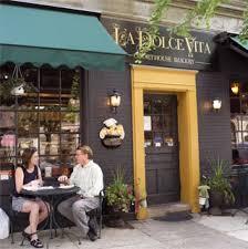 La Dolce Vita The Courthouse Bakery