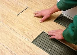 how to install ceramic floor tile on wood mybuilders org