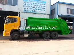 DongFeng Compression Garbage Truck,garbage Truck,compactor Garbage Truck