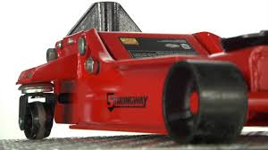 Arcan Floor Jack Xl35 by Strongway Hydraulic Quick Lift Service Jack 3 Ton Capacity 4in
