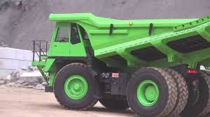 100 Largest Dump Truck The Worlds Electric Vehicle Is A