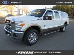 Pre-Owned 2013 Ford Super Duty F-250 SRW 4WD Crew Cab 156