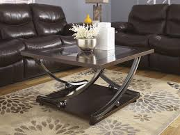 Traditional Dark Brown Norcastle Sofa Table by Coffee Table Marvelous Ashley Recliners Ashley Furniture Coffee