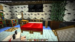 Minecraft Bedroom Decor Ideas by Minecraft Home Design Ep 16 Small Bedroom Bed Trick And The