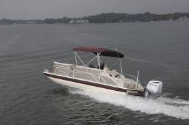 Larsen Fire Extinguisher Cabinets Mounting Height by Backyard Testing Pontoon U0026 Deck Boat Magazine
