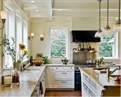 kitchen recessed lighting placement houzz