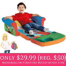 Mickey Mouse Flip Open Sofa Target by Only 29 99 Regular 50 Marshmallow Furniture Flip Open Sofa