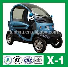 Electric Scooter Adults China Small Enclosed Car Mobility 60v 1000w 32ah 4 Wheel 2 Seat