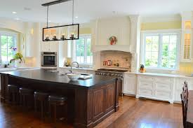 appliances country kitchen design with kitchen island lighting