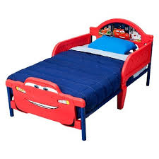 Little Tikes Lightning Mcqueen Bed by Cars Toddler Bed Target