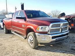 100 Truck Salvage Wichita Ks 2017 Dodge 3500 Laram For Sale At Copart KS Lot 57124558